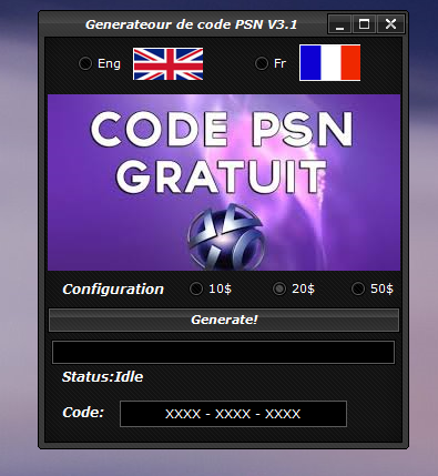 psn code generator 2014 no survey no password stuff and hacks